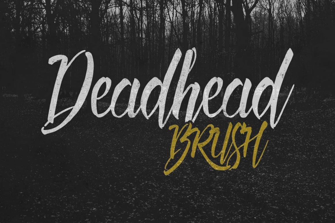 Deadhead-Font