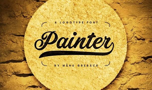 Painter Script Font
