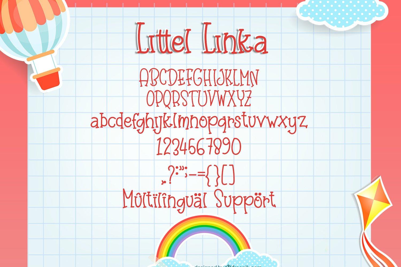 Little-Linka-Font-3