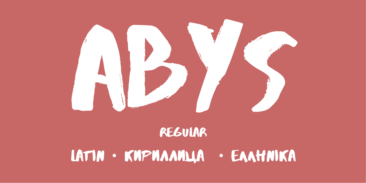 Abys-Font