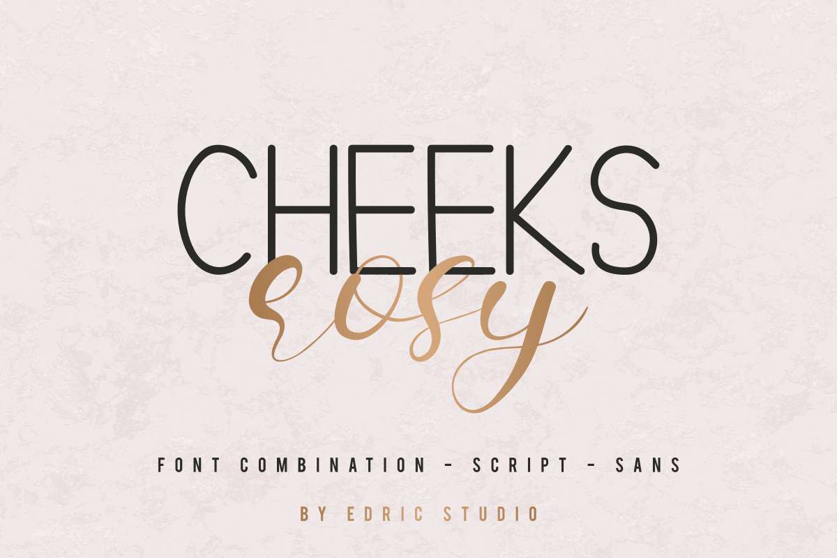 Cheeks-Ros-Font