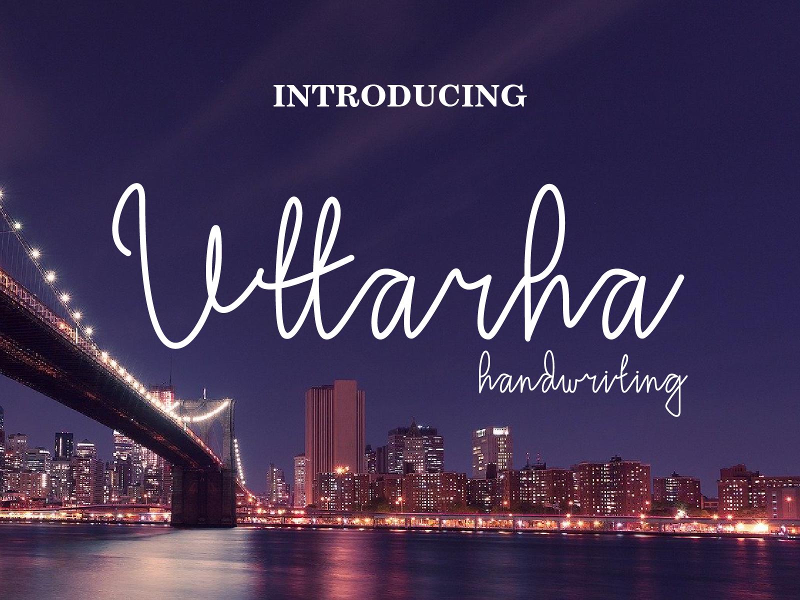 Uttarha-Font