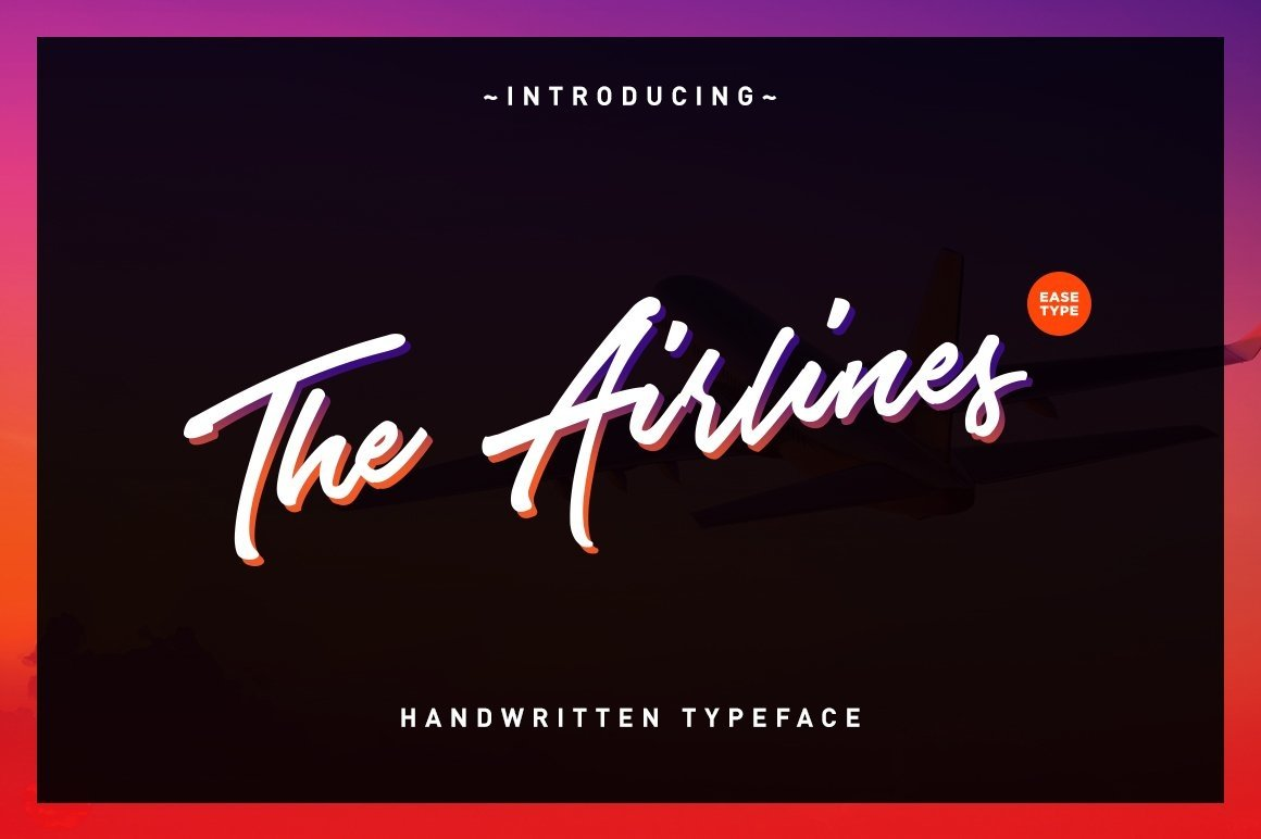 The-Airlines-Font