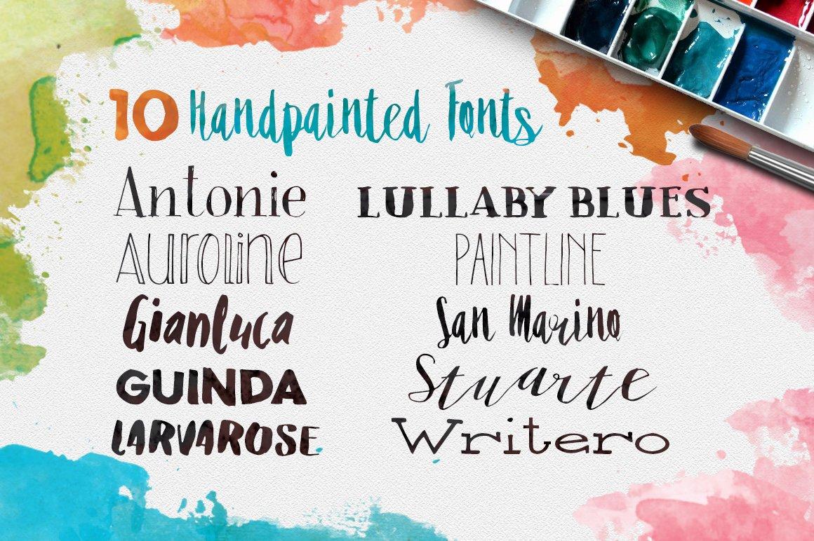 Tombeo-Watercolor-Kit-Font-2