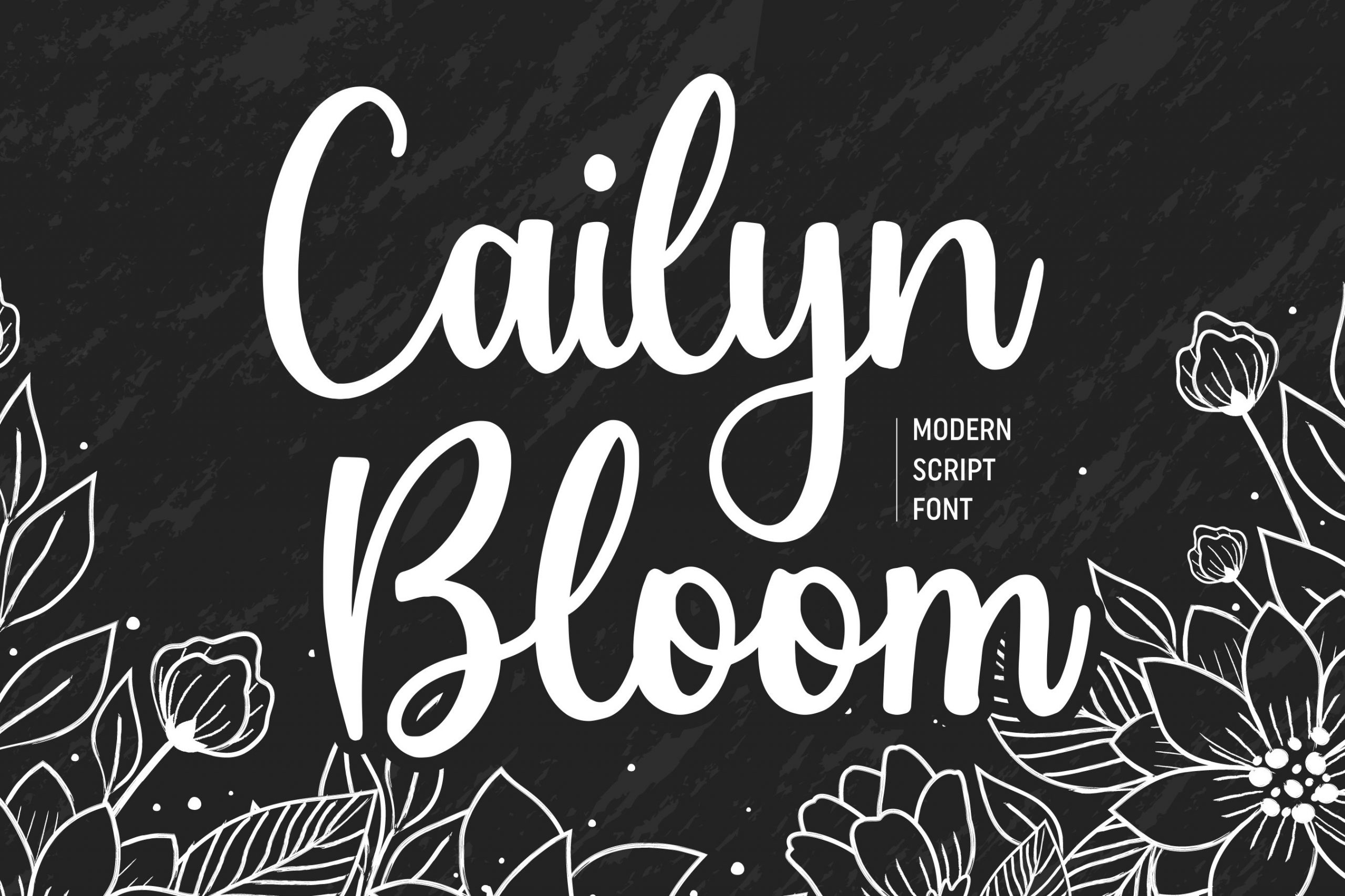 Cailyn-Bloom-Font