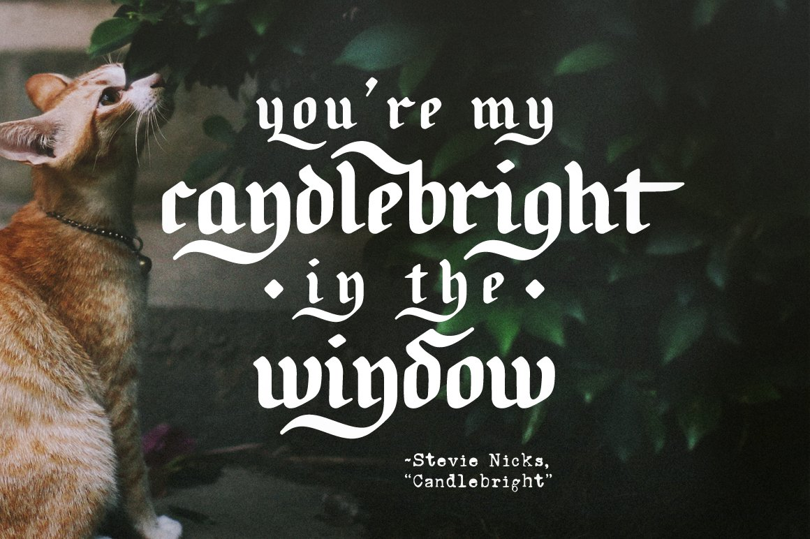 Candlebright-Font-2