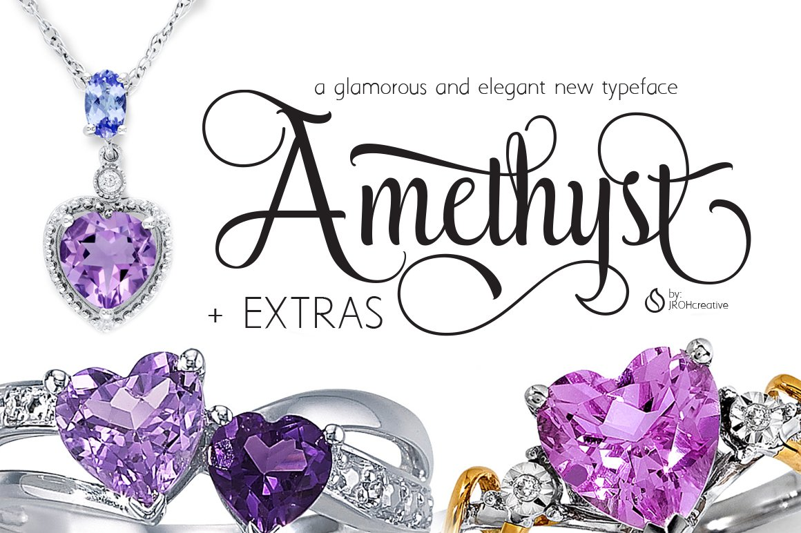 Amethyst-Font