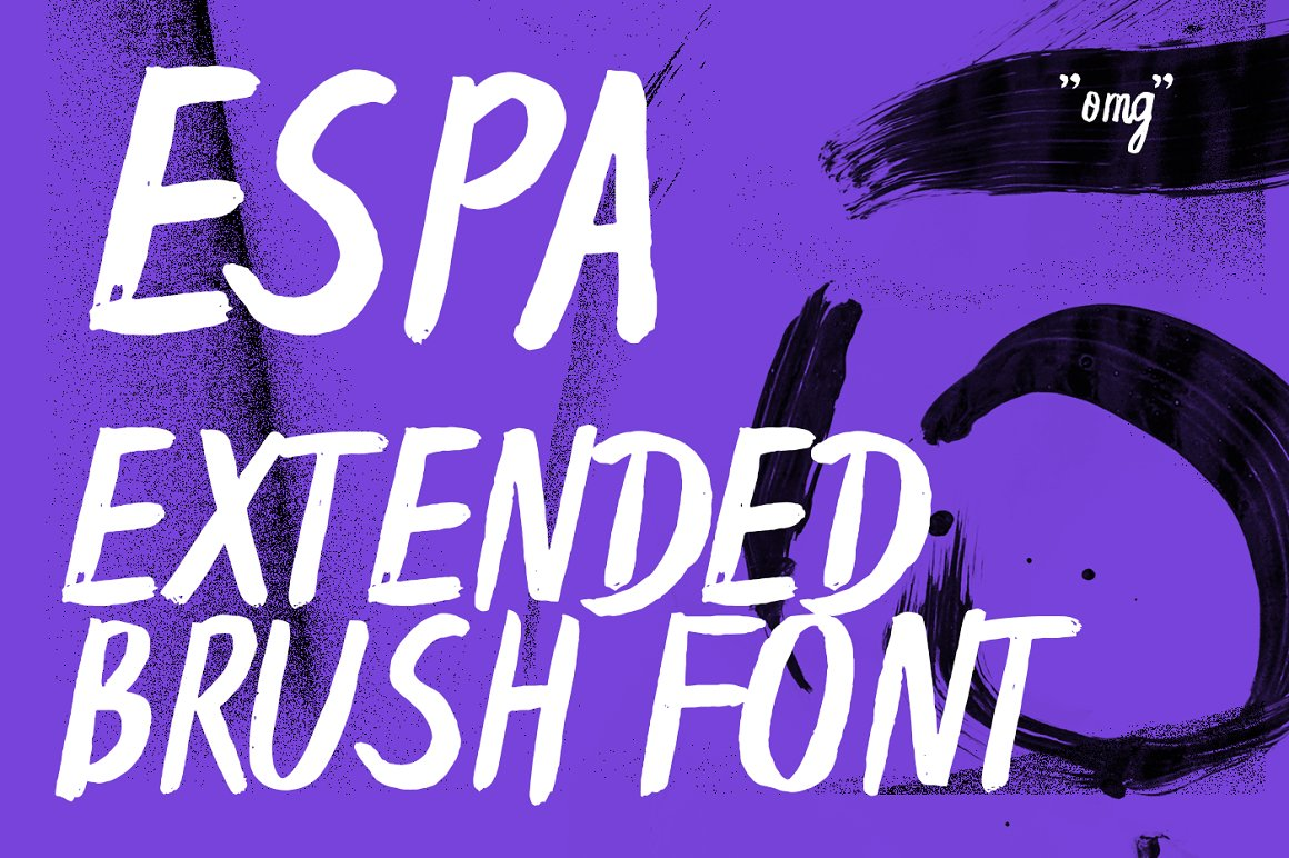 Espa-Extended-Font