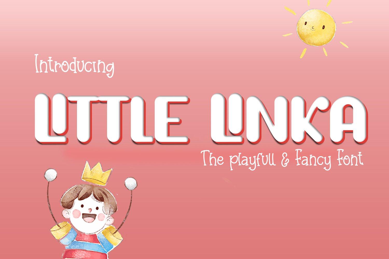 Little-Linka-Font
