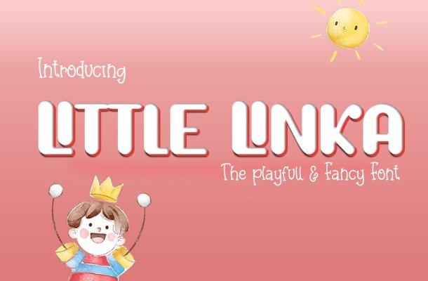 Little Linka Font