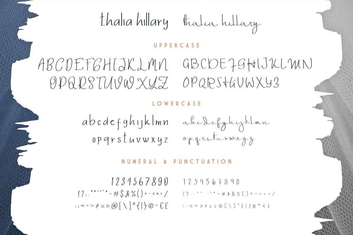 Thalia-Hillary-Font-3
