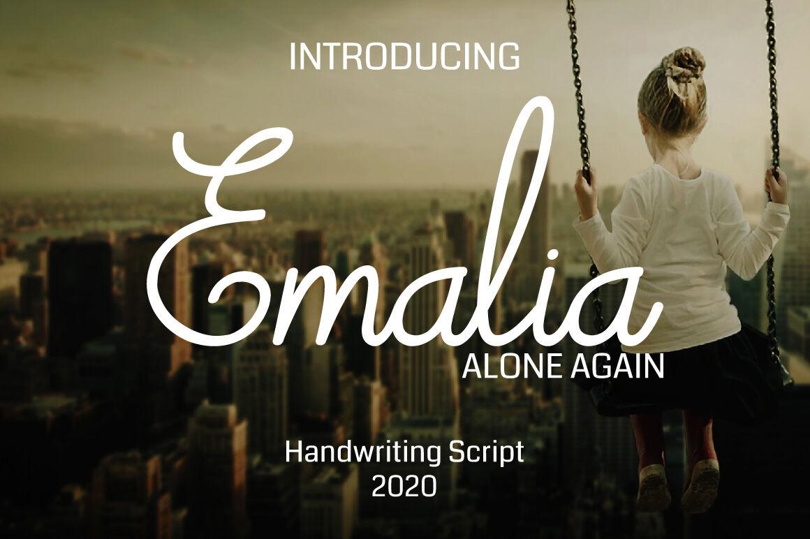 Emalia-Font