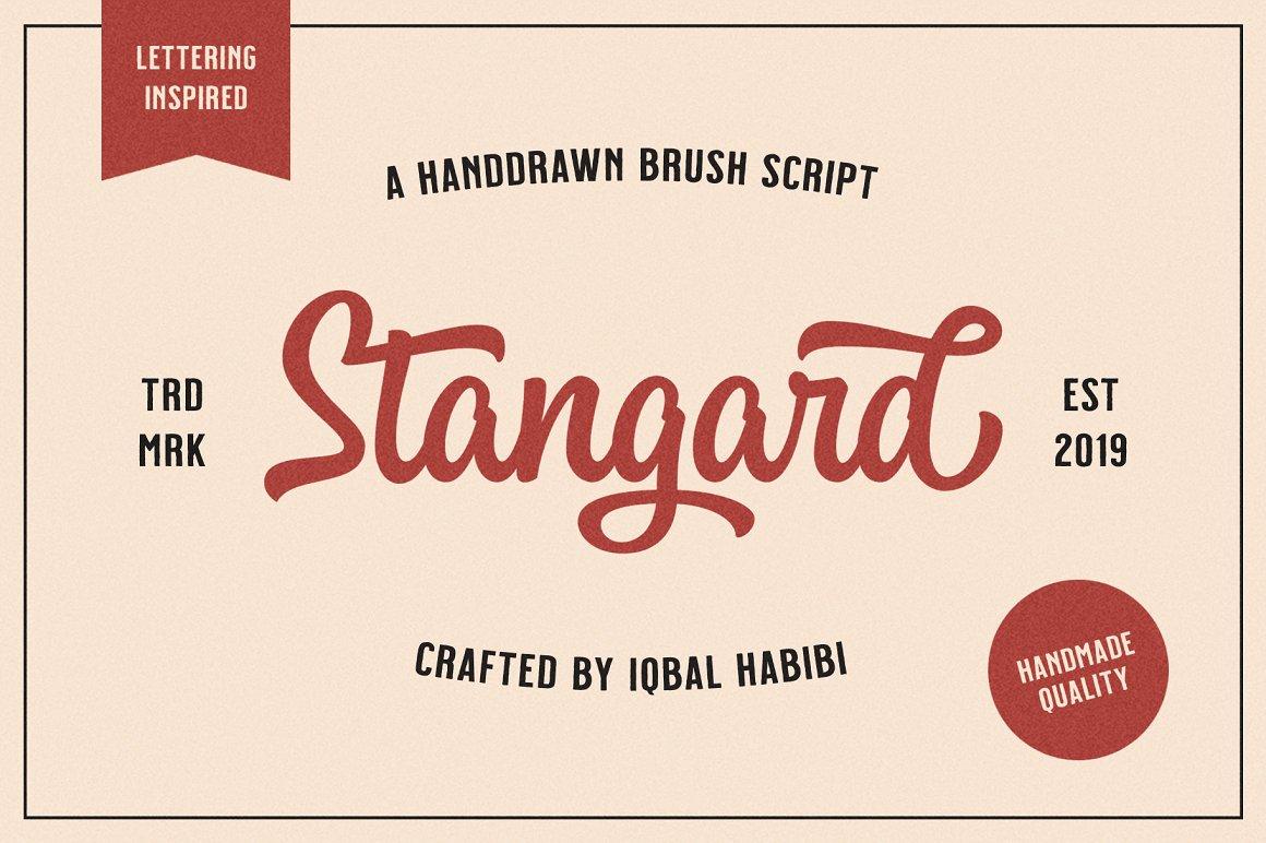 Stangard-Font