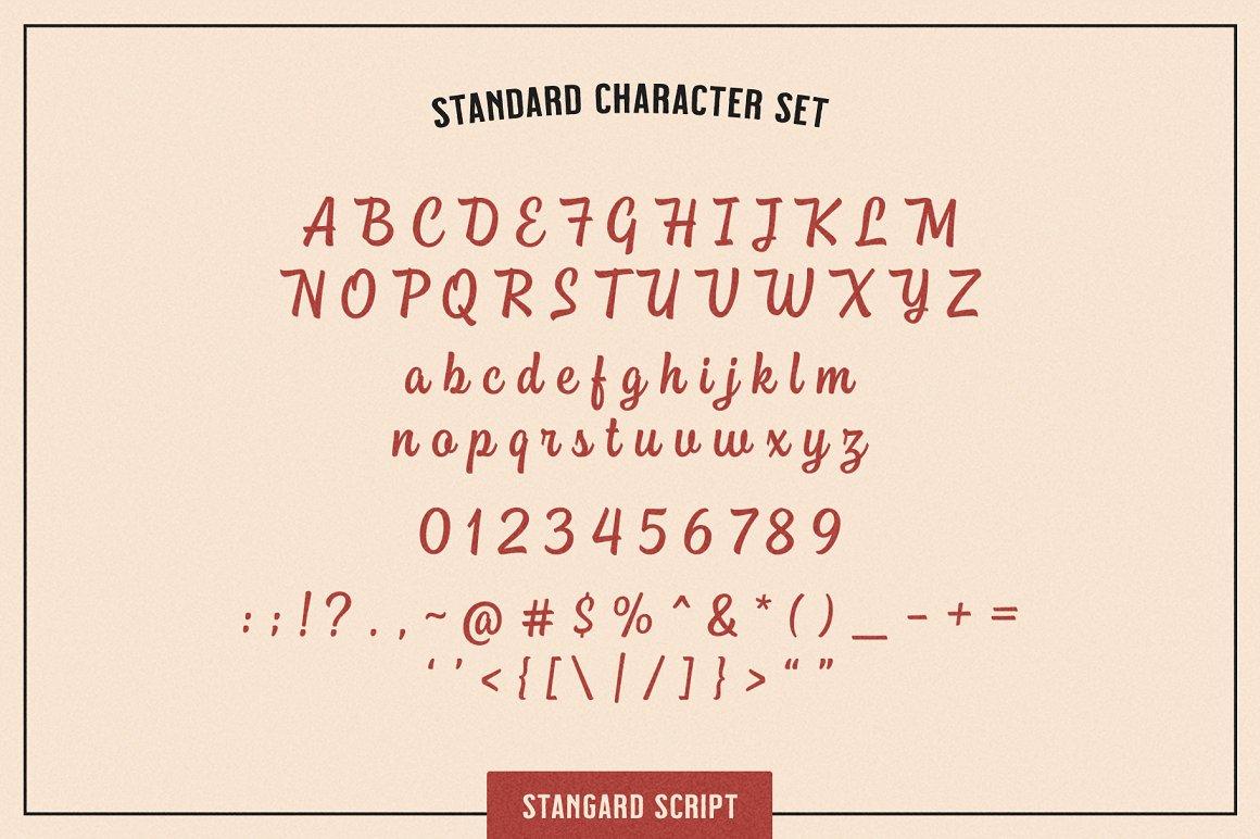 Stangard-Font-3