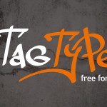 Tag Type Font