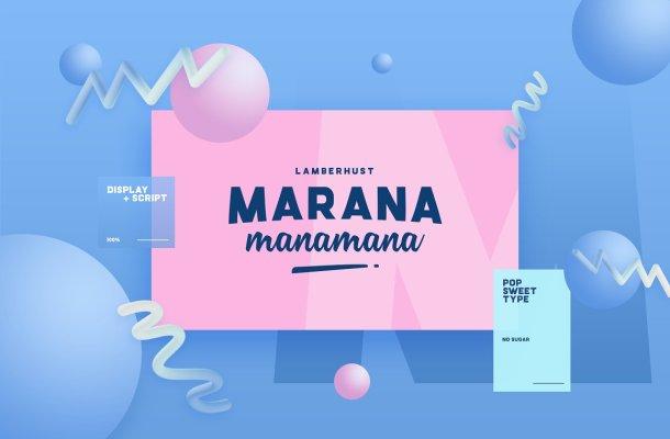 Marana Font Family