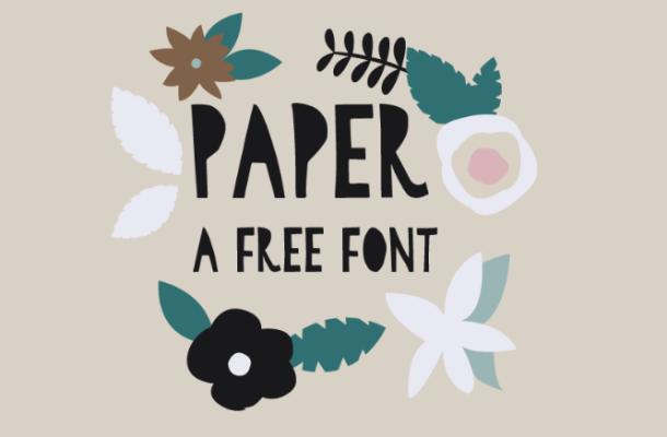 papera-paper-cut-fontpaper-cut-fontpaper-a-paper-cut-fontpaper-typeface