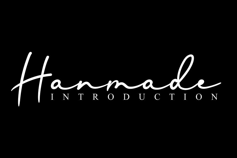 Hanmade-Font