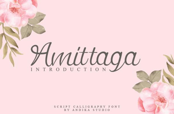 Amittaga Font