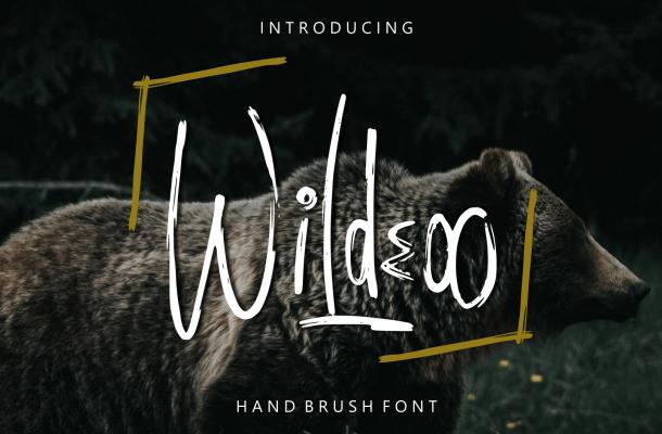 Wildeoo Font