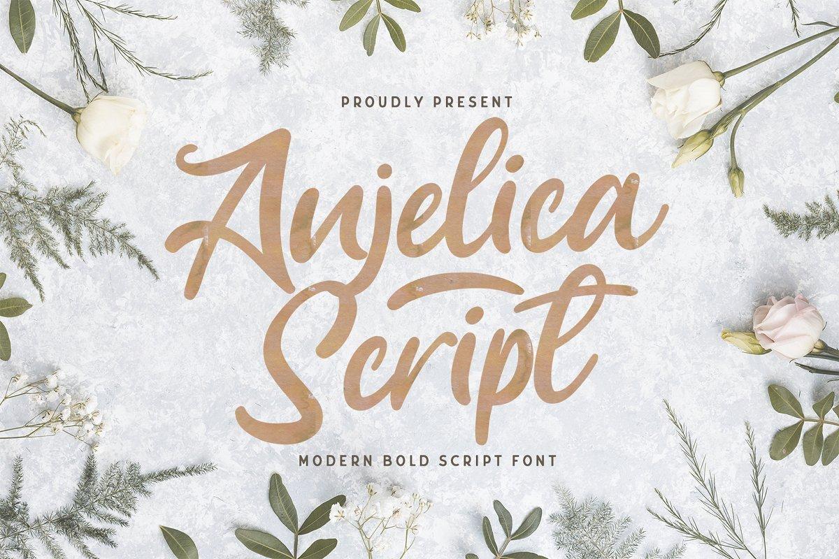 Anjelica-Bold-Script-Font-1