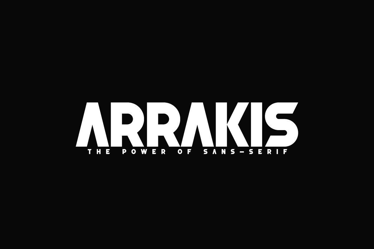 Arrakis-Sans-Serif-Font-1