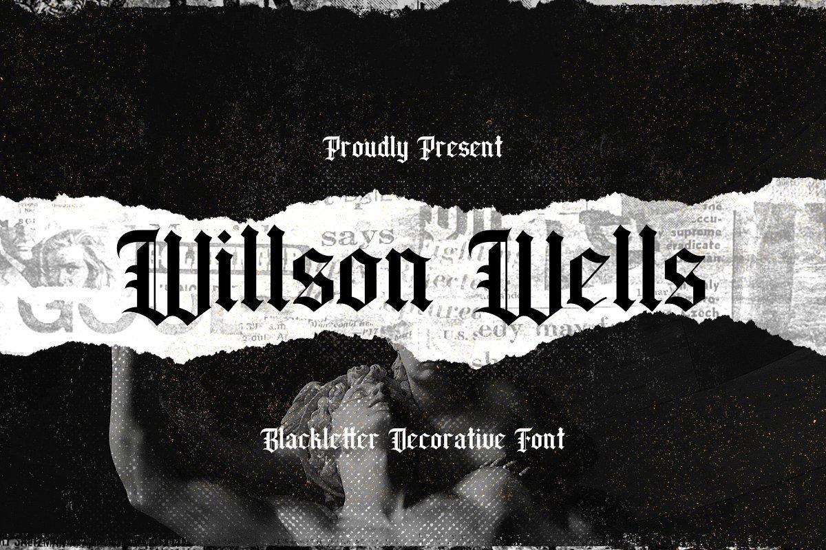 Wilson-Wells-Blackletter-Font-1