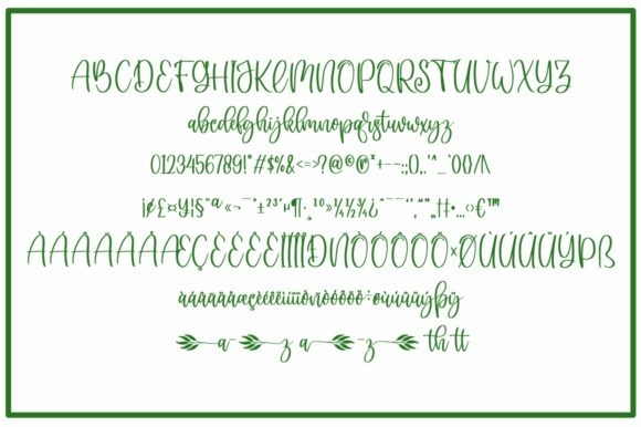 leafs-Calligraphy-Script-Font-4