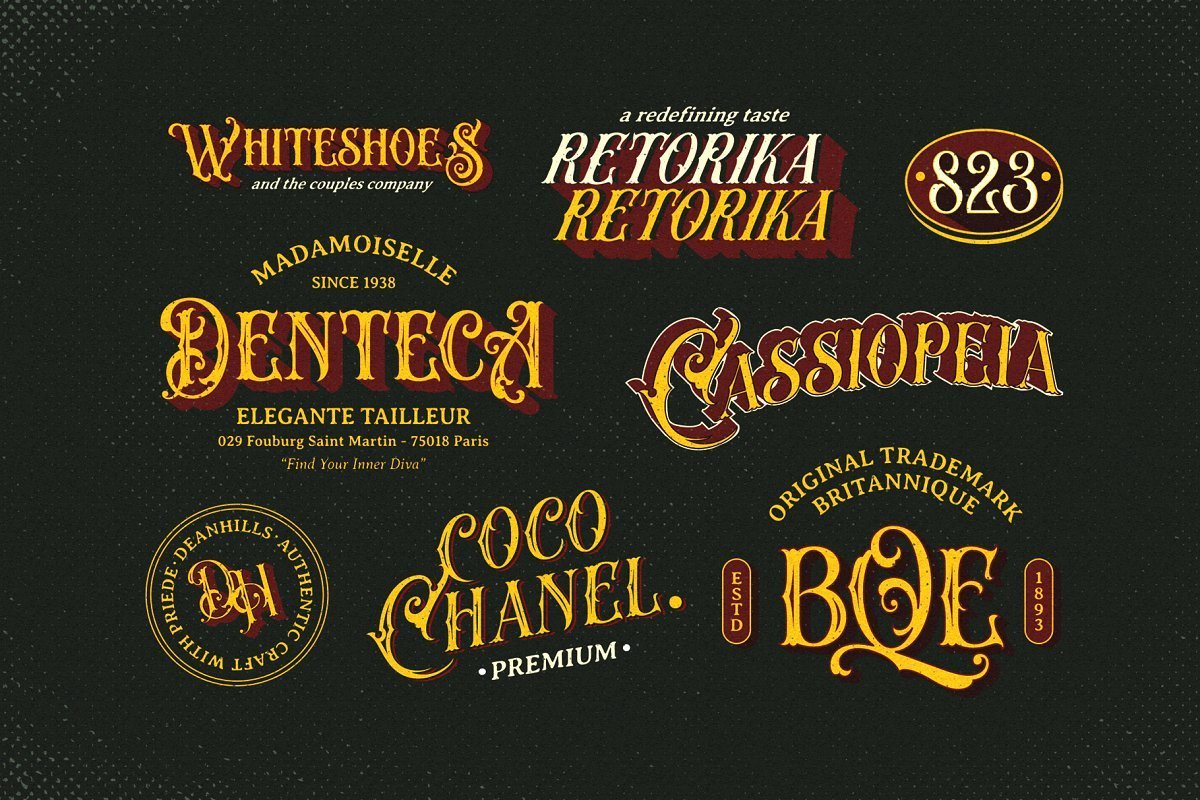 Arquitec-Vintage-Display-Font-2