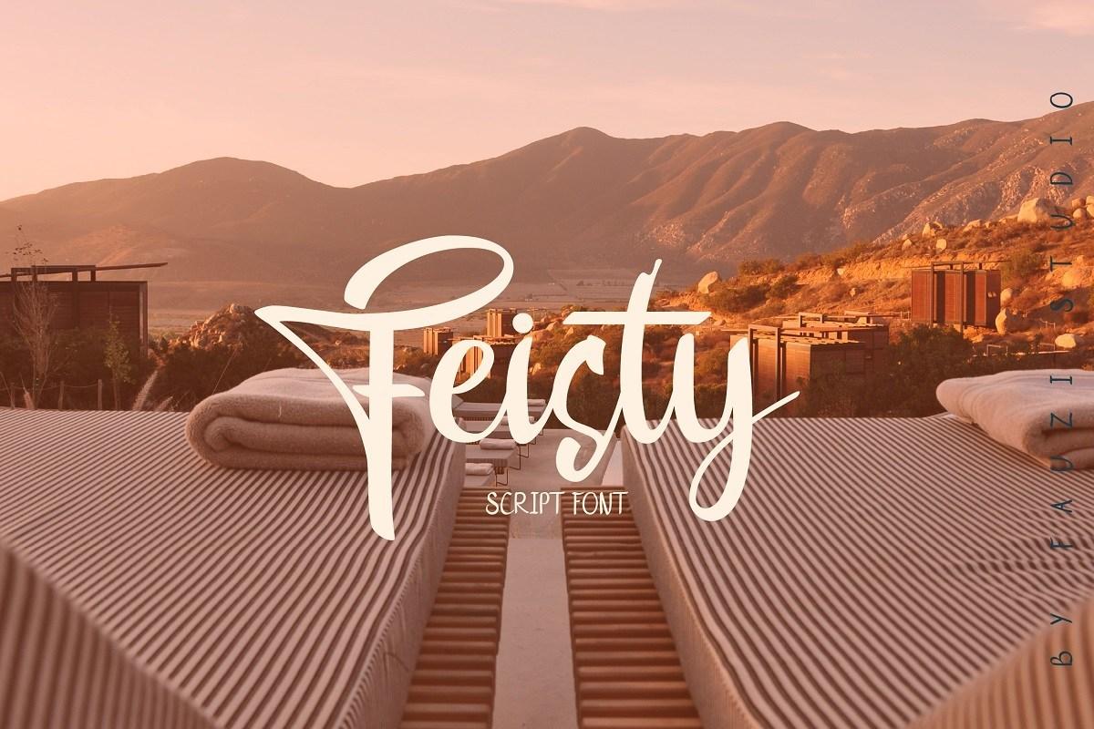 Feisty-Handwritten-Script-Font-1