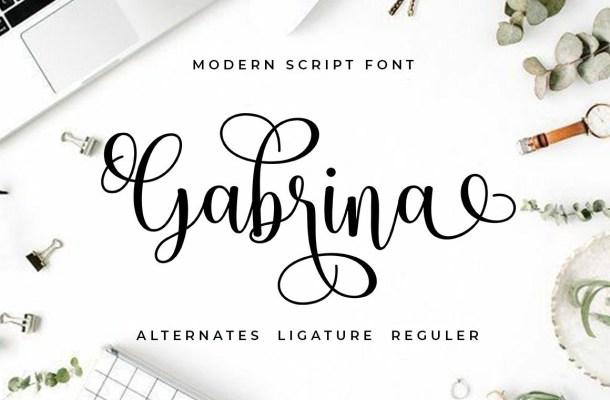 Gabrina Font