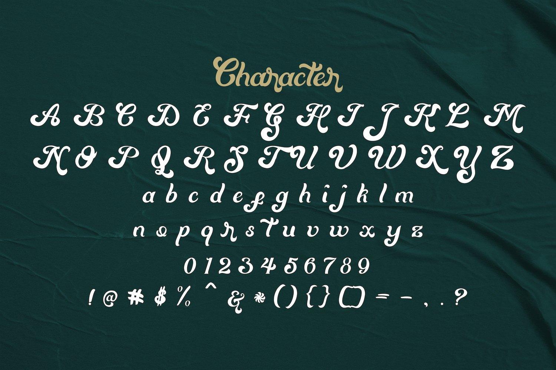 Mentari-Bold-Script-Rerto-Font-3