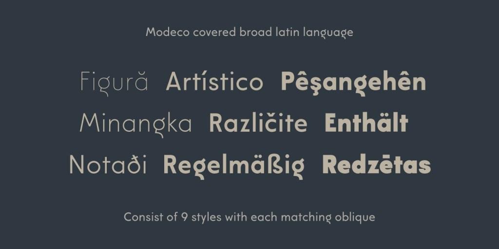 Modeco-Sans-Serif-Font-Family-4