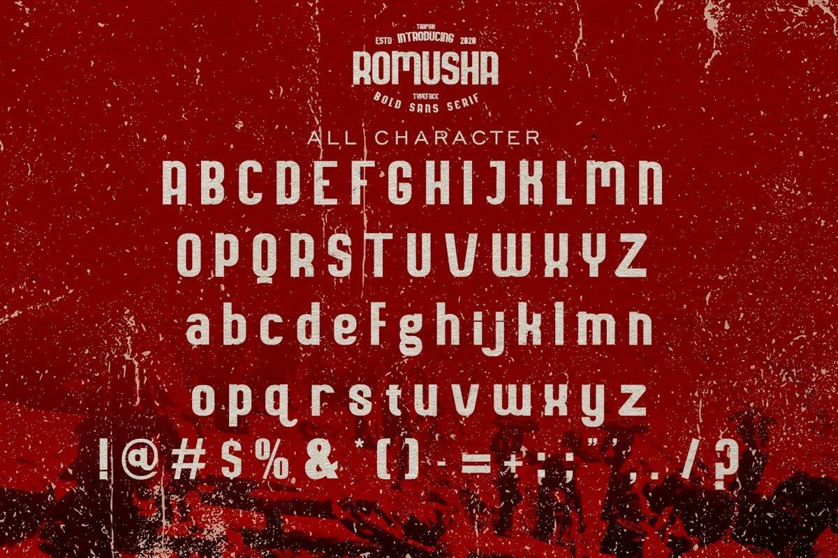 Romusha-Bold-Sans-Serif-Font-3