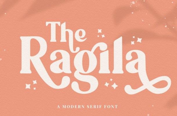 The Ragila Font