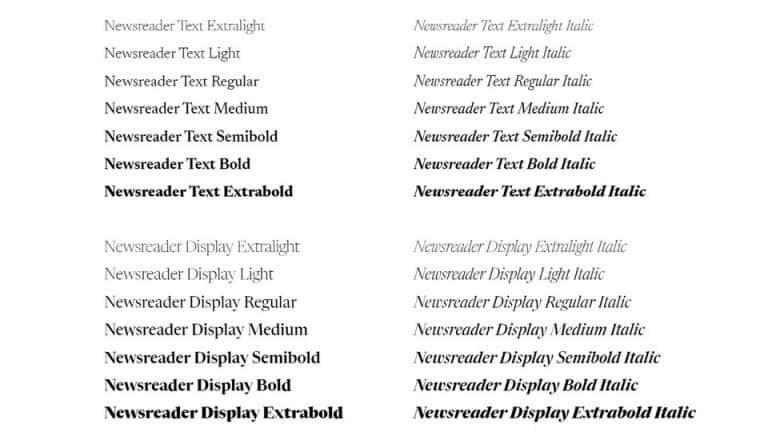 Newsreader-Serif-Font-Family-3