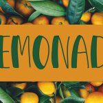 Lemonade Display Font