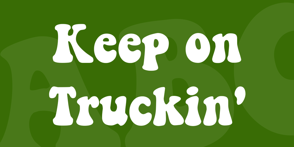 keep-on-truckin-font-1-big