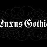 Luxus Gothic Free Font