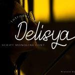 Delisya Font