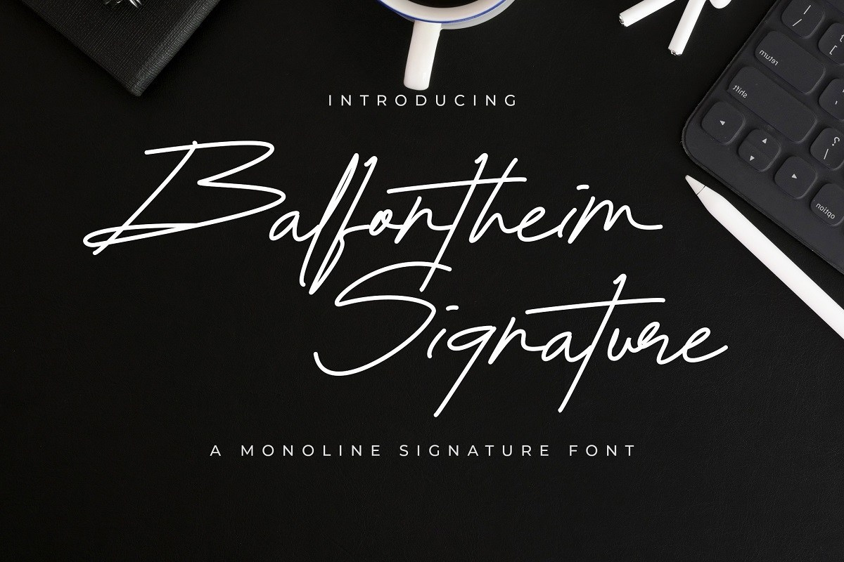 Balfontheim-Font