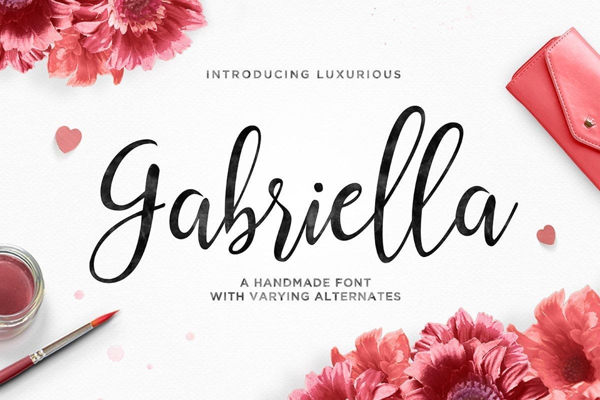 Gabriella-Font