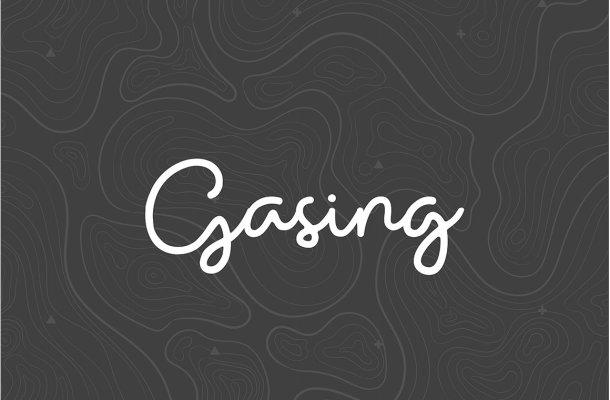Gasing Font