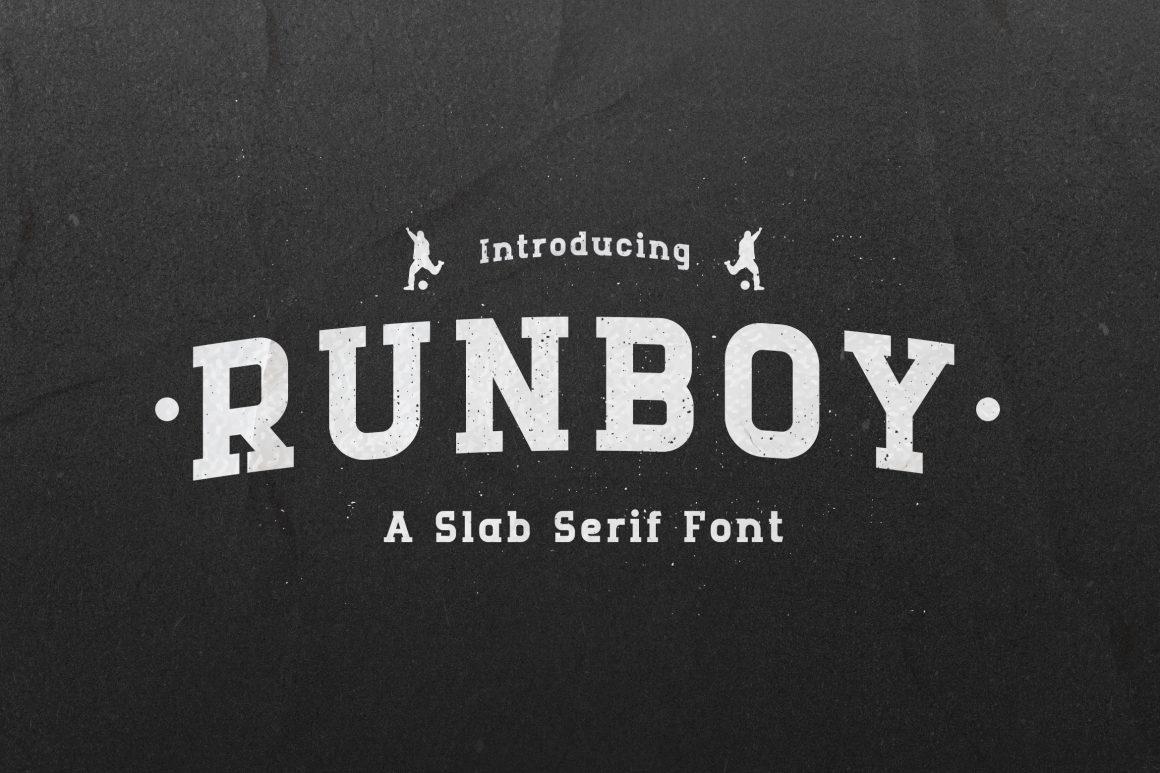 Runboy-Font