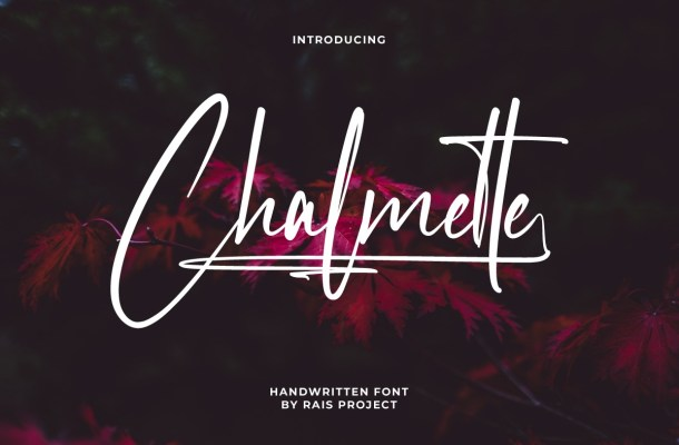 Chalmette Font