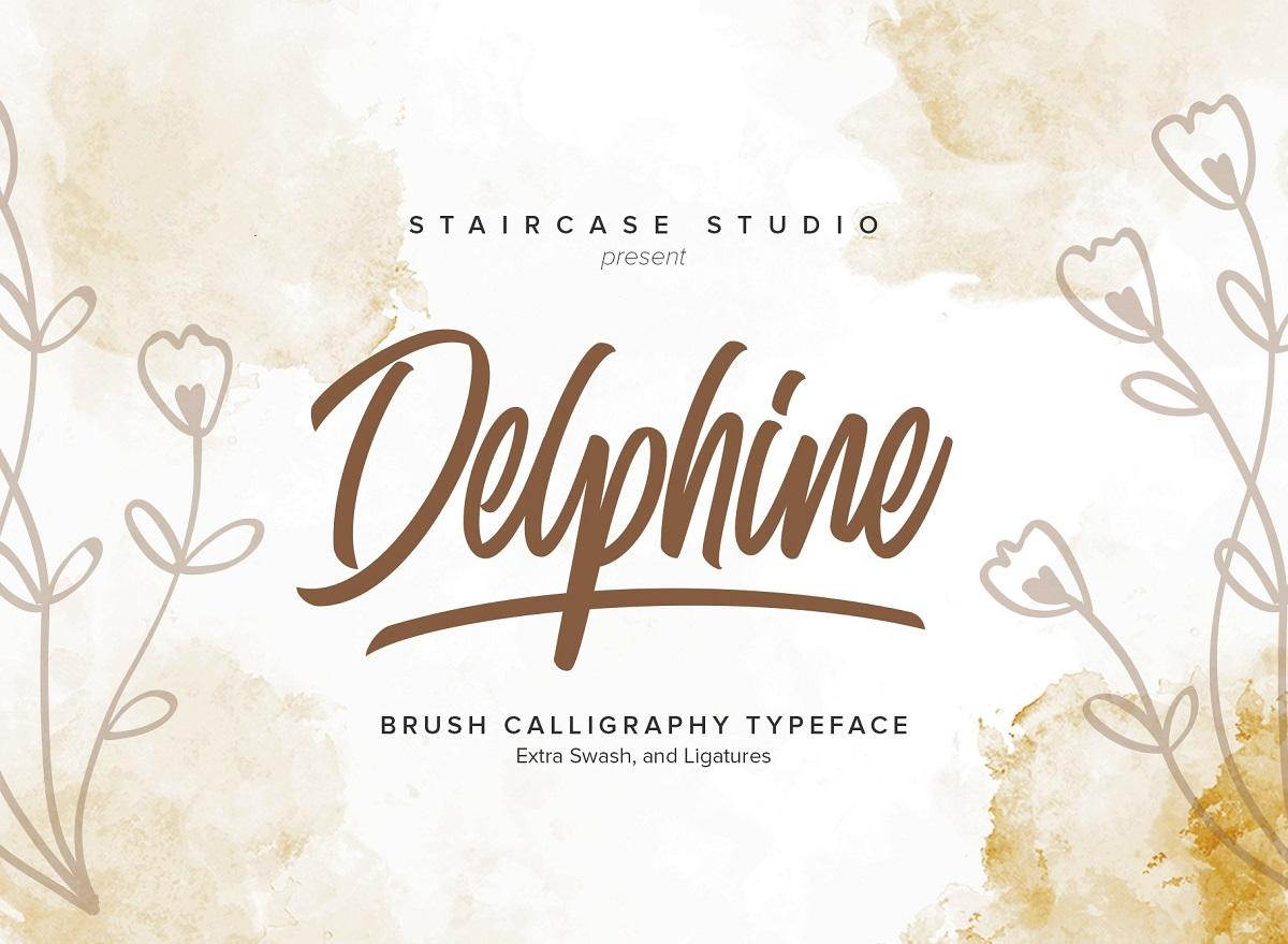 Delphine-Font