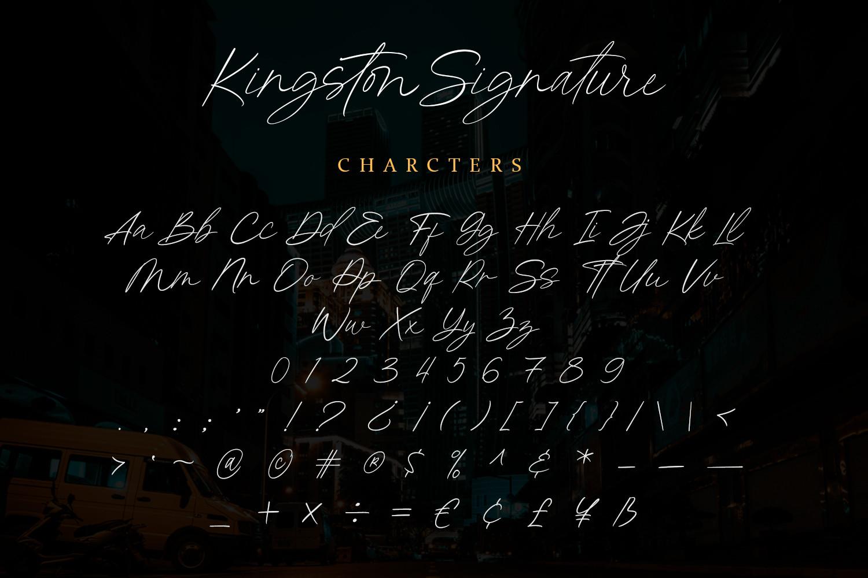Kingston-Font-3