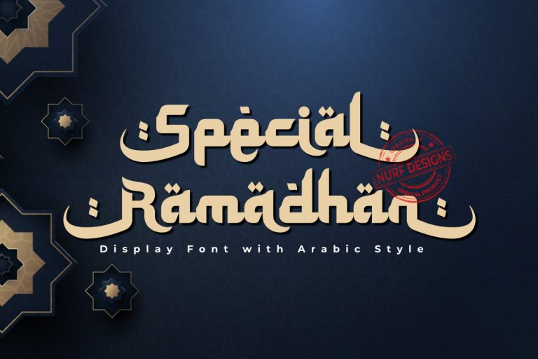Special-Ramadhan-Font