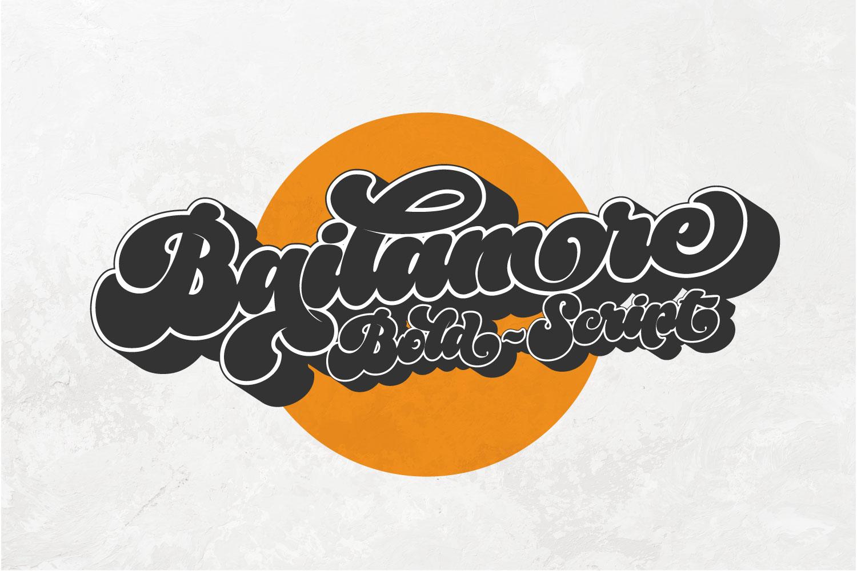 Bailamore-Font