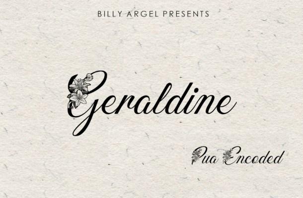 Geraldine Calligraphy Font